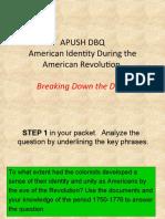 1999 DBQ  Breaking Down DBQ activity.ppt