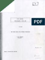 New York State Civil Defense Film Catalog (December 1958)