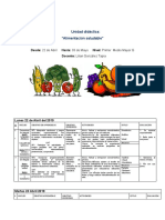 4 Alimentación saludable