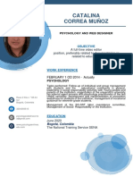 AP1-AA2-EV10 Evidencia de producto Hoja de vida Getting started as a professional, resume.