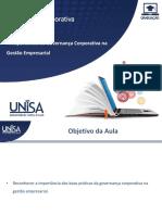 6.06.FAP.VACP.A importância da Governança Corporativa na Gestão Empresarial