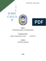 MUESTREADORES Y RETENEDORES - CONTROL DIGITAL - TAREA OPCIONAL