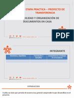 PROYECTO DE TRANSFERENCIA GRADO 11