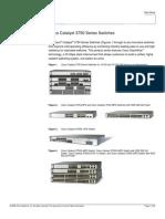 Switch Cisco Catalyst 3750