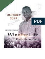 Winning Life Daily DEVOTIONAL_ - Brian Machache