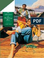 (Illustrated Classics) Mark Twain - Huckleberry Finn-Saddleback Educational Publishing (2007)