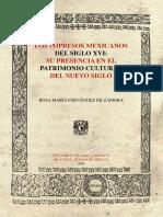 Fernández Esquivel, Rosa María. «Los impresos mexicanos del siglo XVI
