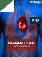 Examen fisico cardio