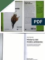 Federovisky, Sergio (2011) Historia Del Medio Ambiente