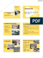 Tema - Presas Geologia