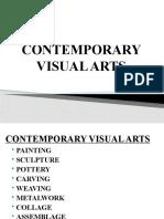 CONTEMPORARY VISUAL ARTS