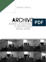 2008 Oniboni Tesis Estado Del Arte Actual. Enfoque Global . Copia