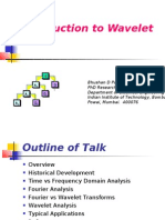 Introduction to Wavelet
