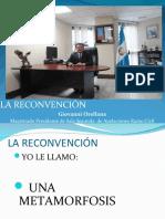 Reconvención