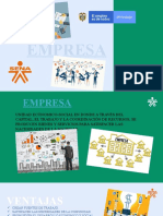 Diapositivas Empresa