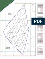 Plano Lotización - Pilacucho Modificado