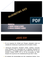 ALGORITMO AES