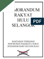 Memorandum 2