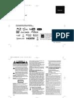 LG BD370 Manual