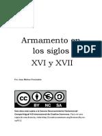 Armamento en los siglos XVI y XVII versión 1.0.pdf