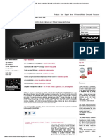 M-AUDIO - ProFire 2626 - High-Definition 26-in_26-out FireWire Audio Interface with Octane Preamp Technology