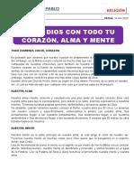 CLASE DE RELIGION DEL 24-04-2020