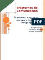 Trastornos de la comunicacion final