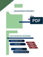 instrumentacion. señales bioelectricas