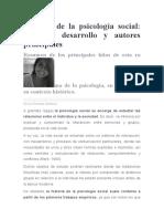 Historia de la psicología social para tarea (1)