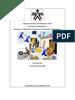 AA12 EV2 Herramientas básicas en los riesgos ocupacionales