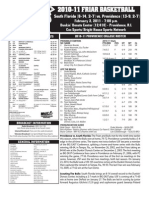 USF @ PC Game Notes