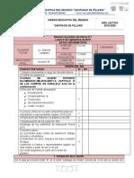 ACTAS DE REUNIONES DE PADRES DE FAMILIA 9NO B