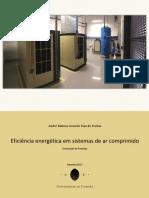 Eficiência Energética em Sistemas de Ar Comprimido (AF)