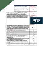 Lista de Chequeo Constitución