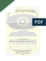 aa5 gestion de proyectos web