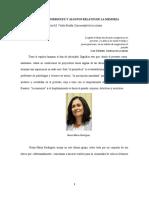 Reina María Rodríguez y algunos relatos de la memoria