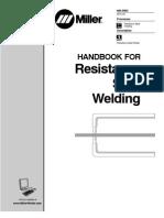 Handbook Spot Welding