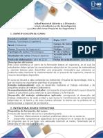 Syllabus del curso Proyecto de Ingeniería I