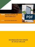 DFFORMACION POR TORSION
