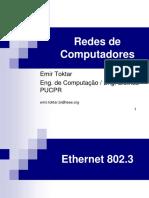 008c [1Sem] Protocolo Ethernet IEEE 802.3 (Rev19.01)