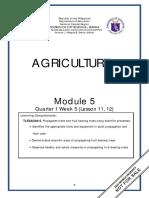 TLE-TE 6_Q1_Mod5_Agriculture
