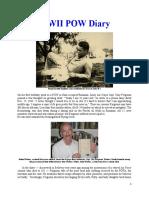 Mil Hist - WWII POW Diary ^