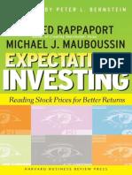 Expectations Investing - Michael J. Mauboussin.epub