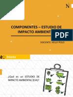 Semana 3 COMPONENTES ESTUDIO DE IMPACTO AMBIENTAL(1)