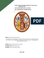 Asociación Entre La Obesidad y El Ingreso de Pacientes a UCI