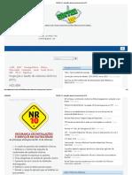SINTEC-DF_ Inspeção e laudo do sistema elétrico (RTI)