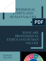 PROFESSIONAL ETHICS AND HUMANVALUES.pptx