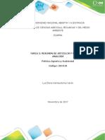 Anexo 2 resumen de artículos y matriz de análisis
