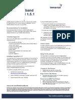 FleetBroadband LaunchPad 1.5.1_ briefing note