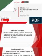 SESIÓN N° 1.1 - RÉGIMEN DE CONSTRUCCIÓN CIVIL.pptx